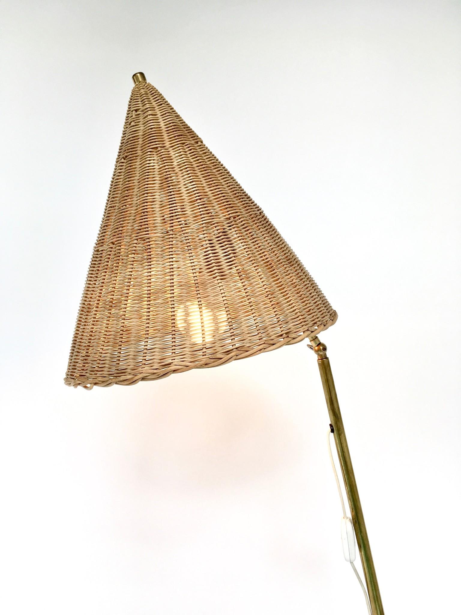 Italiaanse vintage lamp