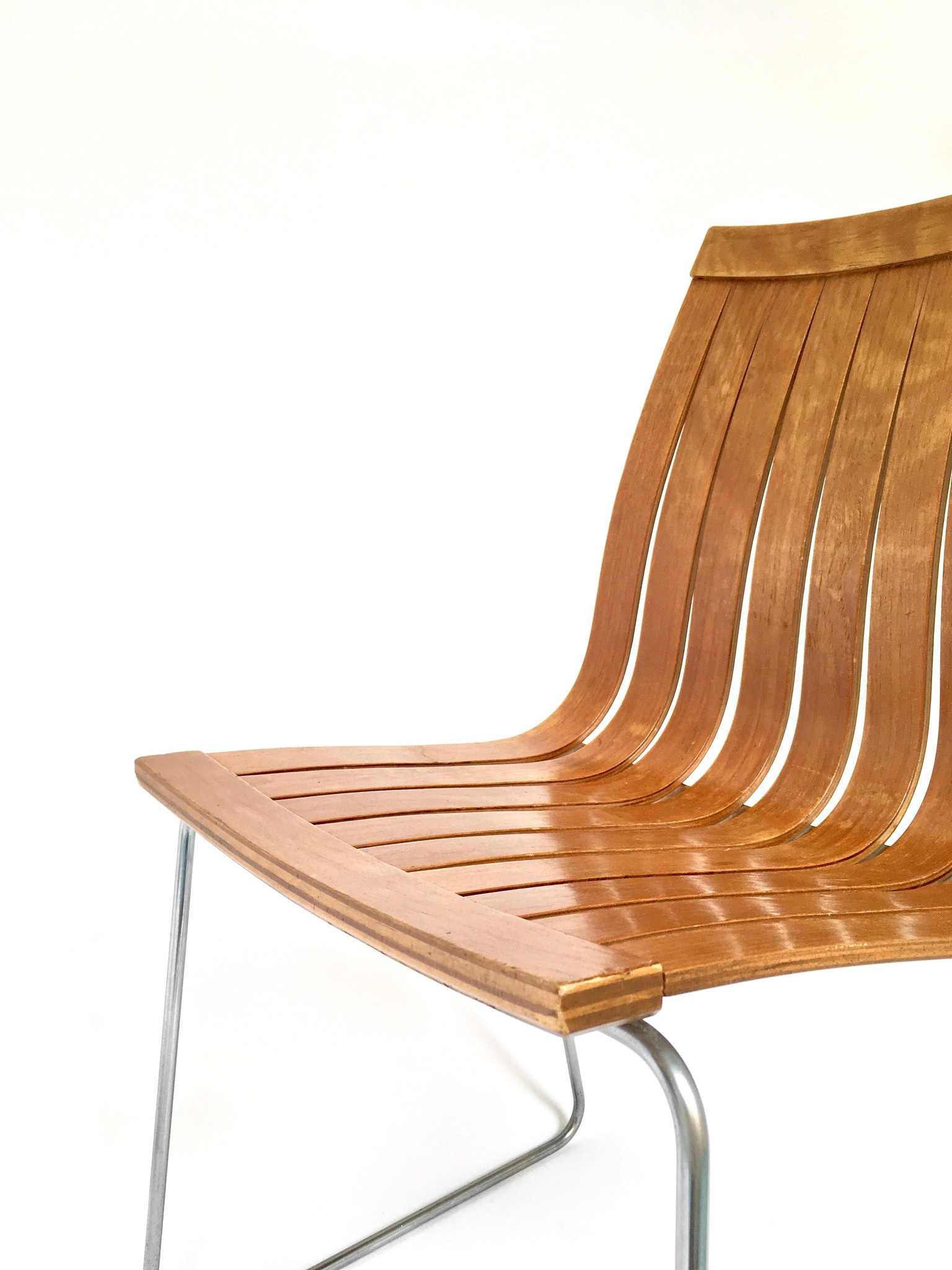 Kjell Richardsen table and two chairs