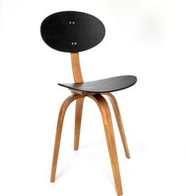 Hugues Steiner 'Bow-Wood' chair