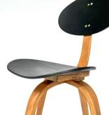Hugues Steiner 'Bow-Wood' stoel