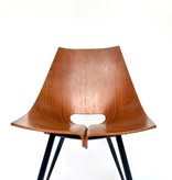 Nobili plywood lounge chair