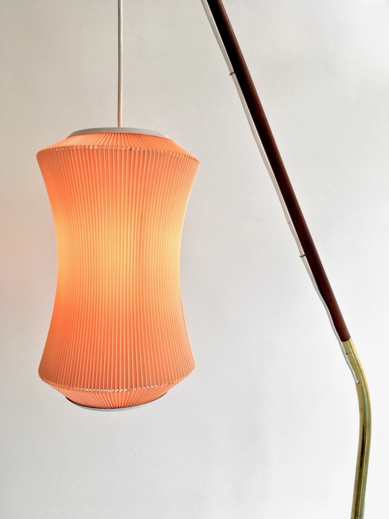 Fishing Pole Lamp by Svend Aage Holm Sørensen