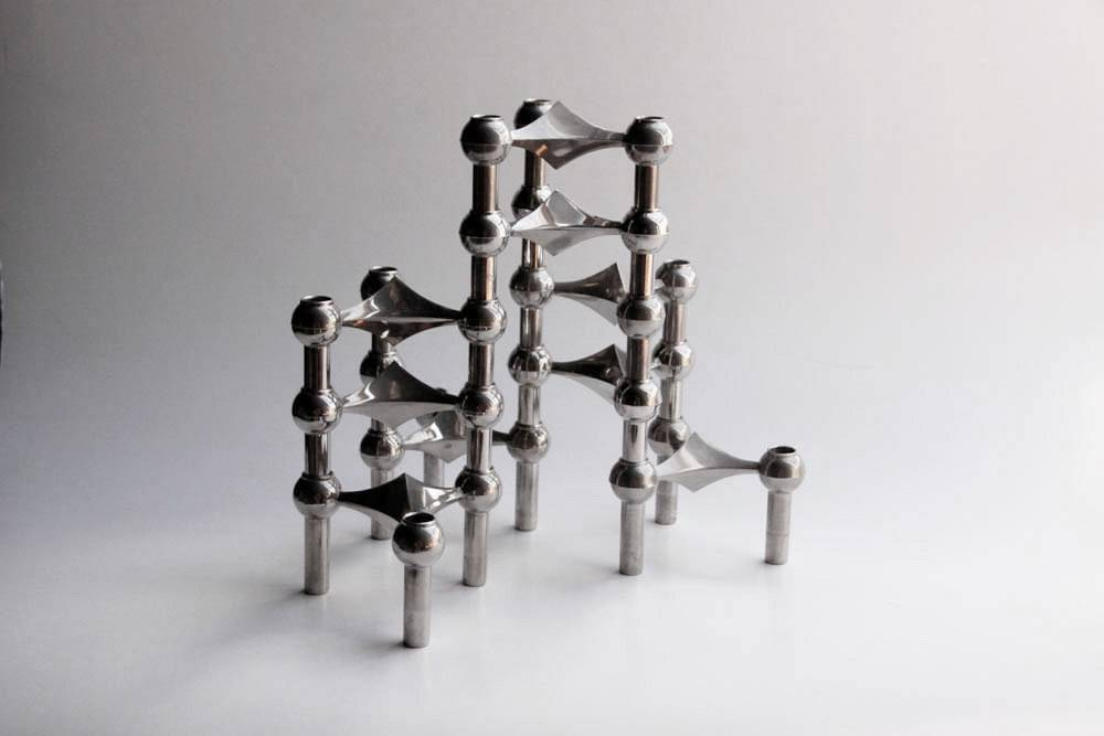 Nagel, Candleholders