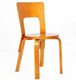 Alvar Aalto 4x Chair 66
