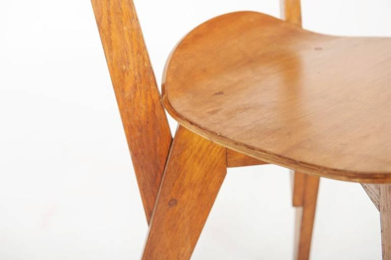 Hein Stolle Prototype Chair