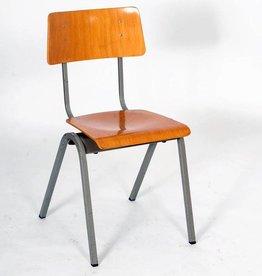 Leonard, stapelstoelen (set van 4)