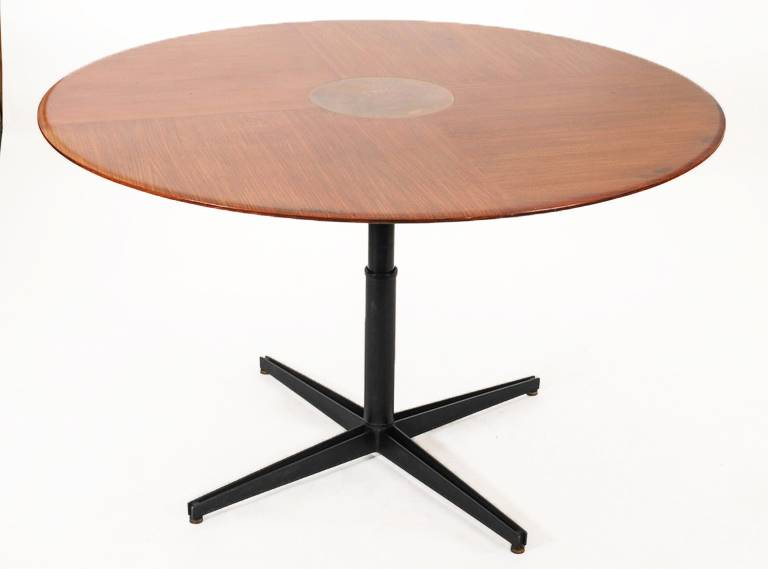 Osvaldo Borsani, Round Table