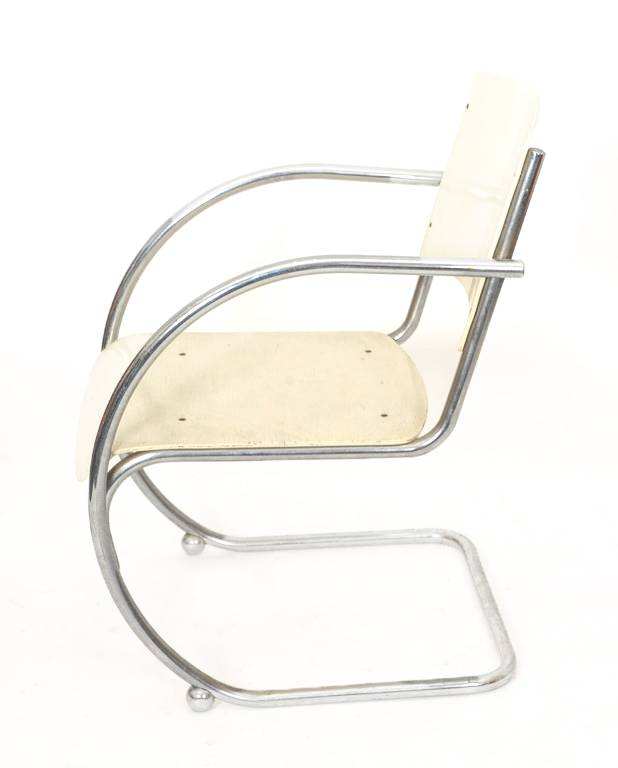 Medano, white chair