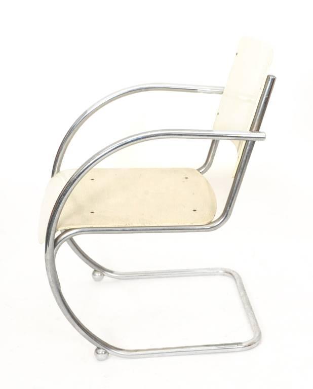 Medano, witte stoel