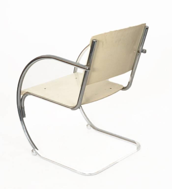 Medano, white chair