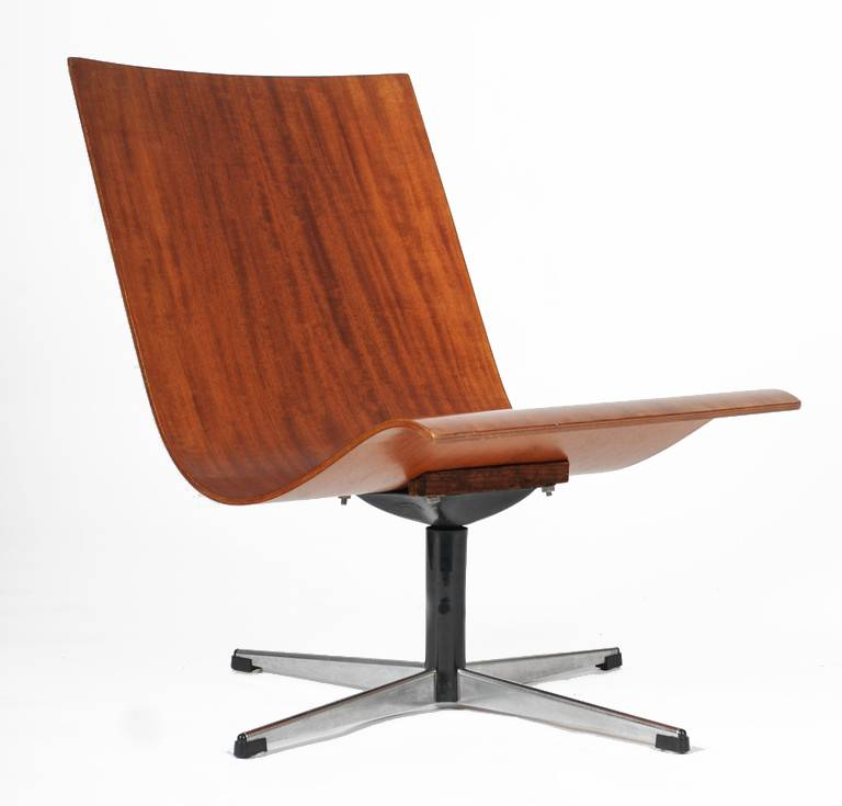 Lennart Bender Vintage swivel chair