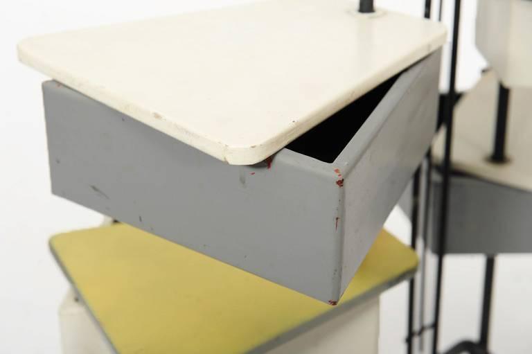 J.Tedens SEWING BOX