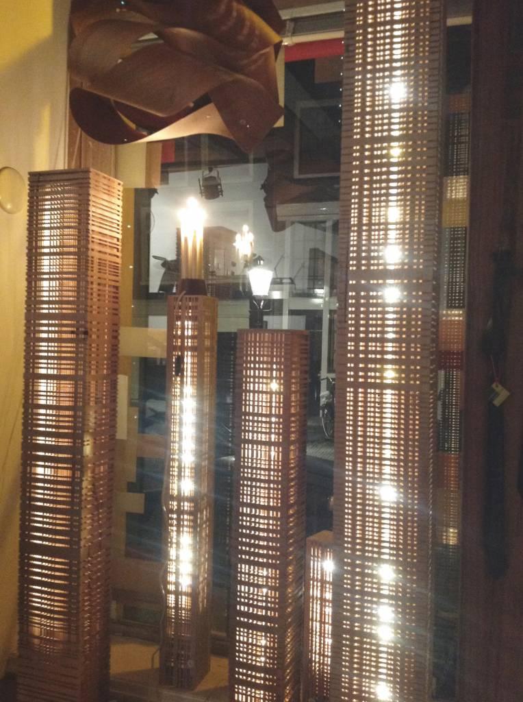 ANSEL, SKYSCRAPER LAMPS