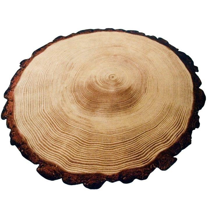 Woody Wood Tapijt