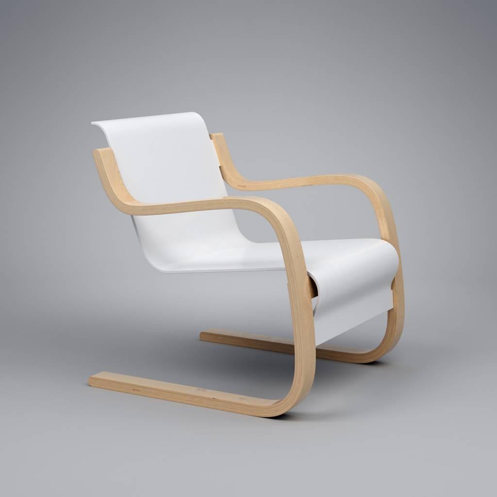 Artek Alvar Aalto - Stoel No.42