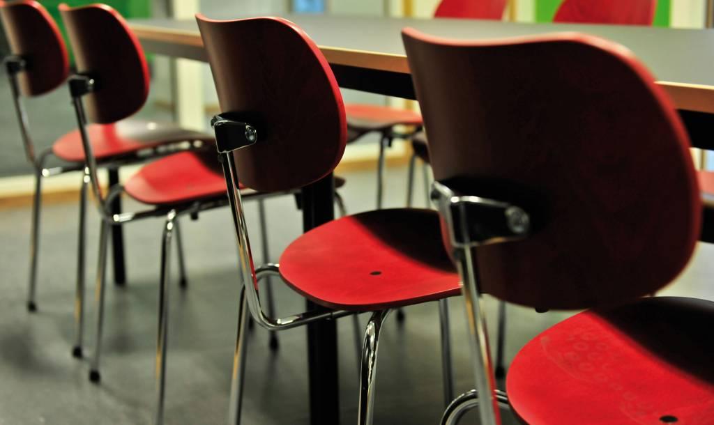 Multifunctionele stoel van Egon Eiermann