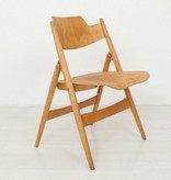 Folding Chair by Egon Eiermann - SE 18   1952