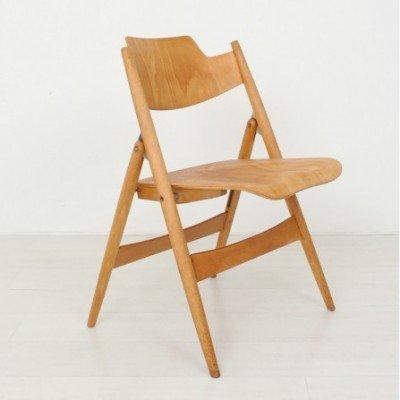 Folding Chair by Egon Eiermann - SE 18 | 1952
