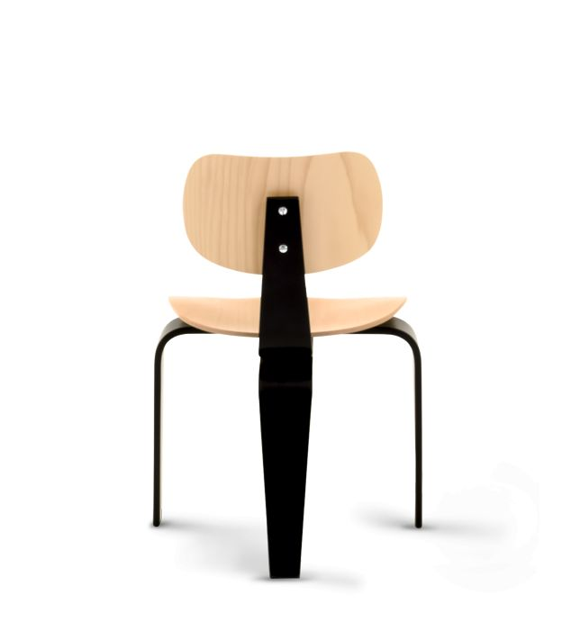 3-legged Chair by Egon Eiermann - SE 42 | 1949