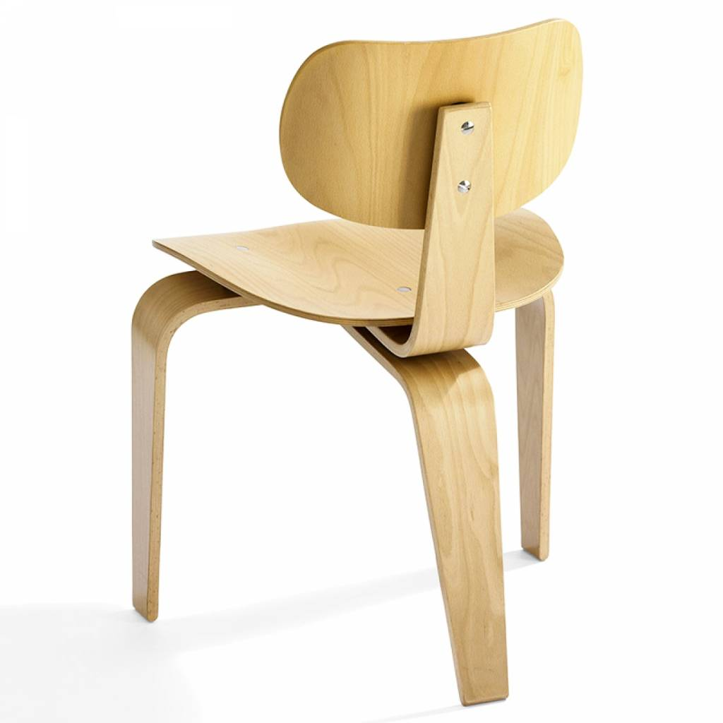 3-legged Chair by Egon Eiermann - SE 42   1949