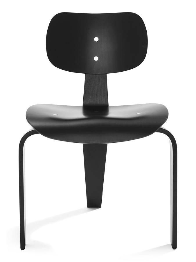 3-potige stoel Egon Eiermann - SE 42 | 1949
