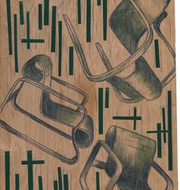 EAH! WOODDRAWING ode to ALVAR AALTO 1
