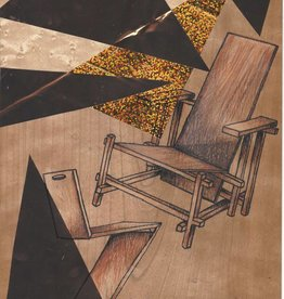 EAH! WOODDRAWING ode to RIETVELD 2