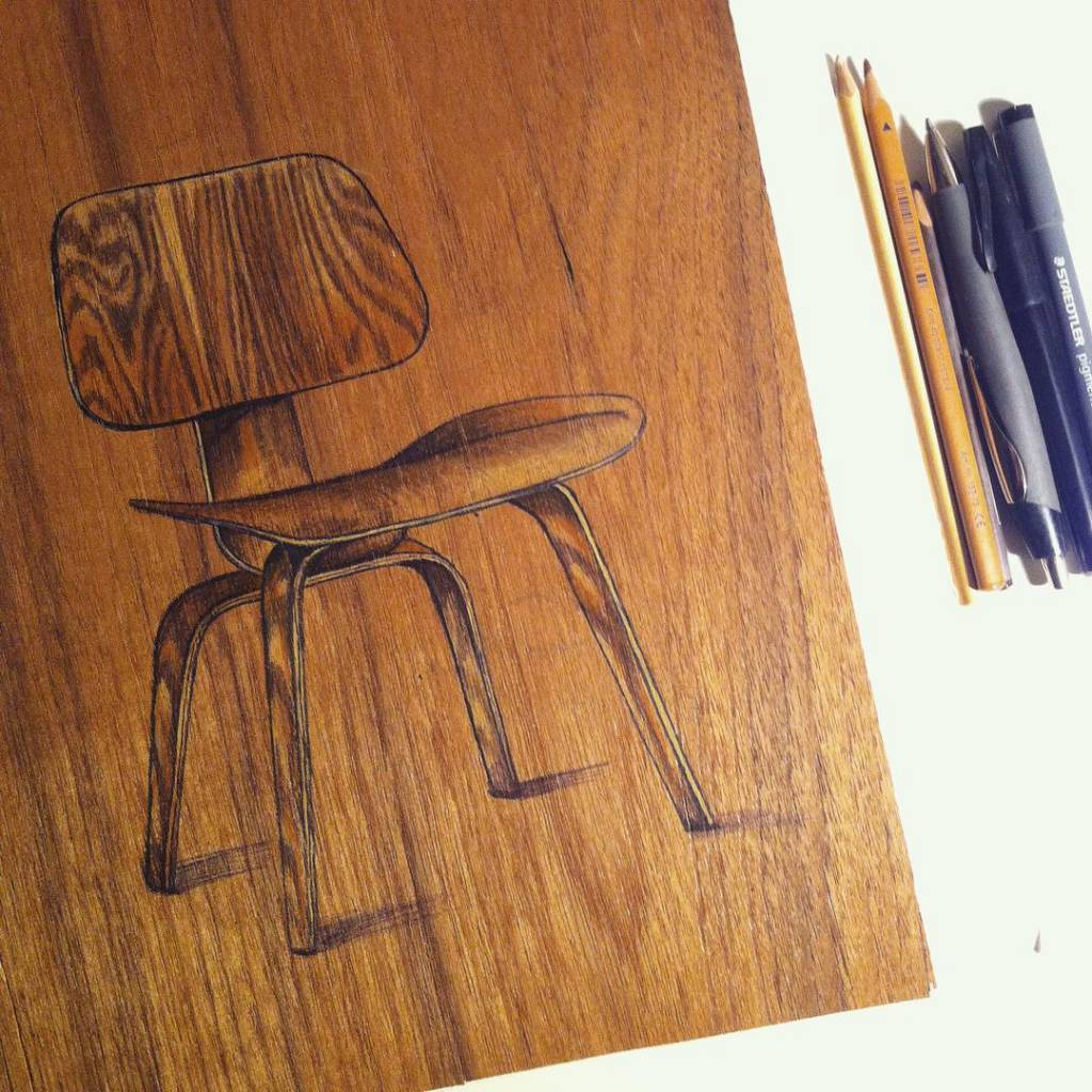 EAH! WOODDRAWING