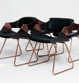 Vintage Plywood Rudi Verelst Diner Chairs