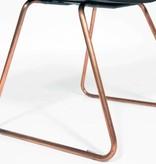 Vintage Plywood Rudi Verelst Diner Chairs Orange