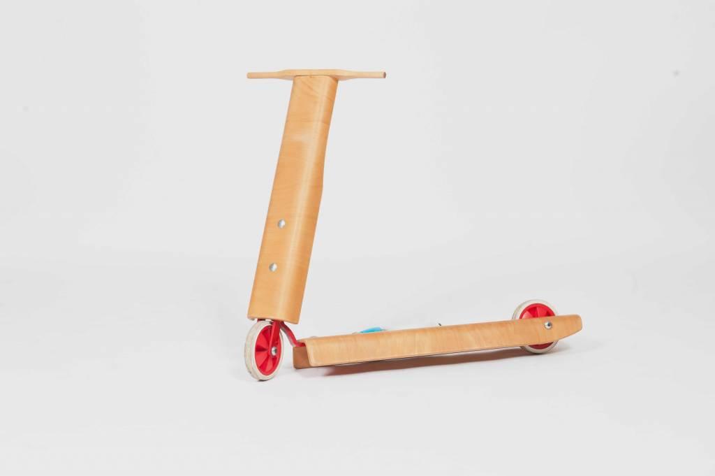 Vintage Plywood Vintage step voor kinderen