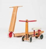 Vintage Plywood Vintage step voor kinderen - Copy