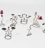 Fun Vintage Candleholders