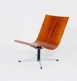Bender Vintage Plywood Chair