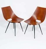 Vintage Plywood Vittorio Nobili Vintage Plywood Chairs