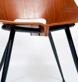 Vintage Plywood Vintage Stoel 2