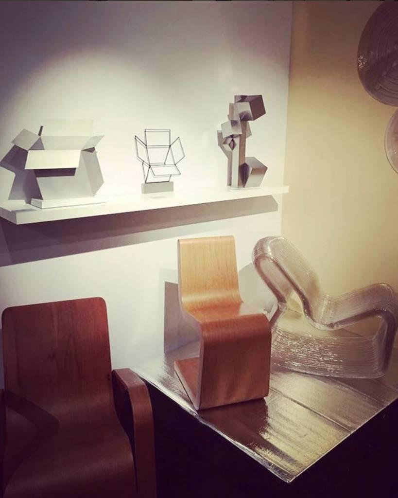 DIRK VAN DER KOOIJ  NotOnlyHollow Chair, 2014
