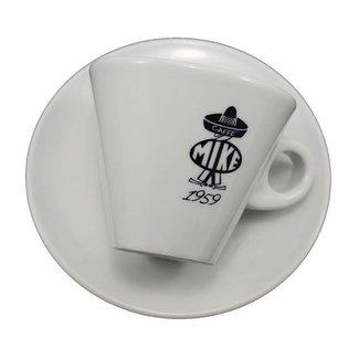 Caffè Mike B/W - Cappuccino cup