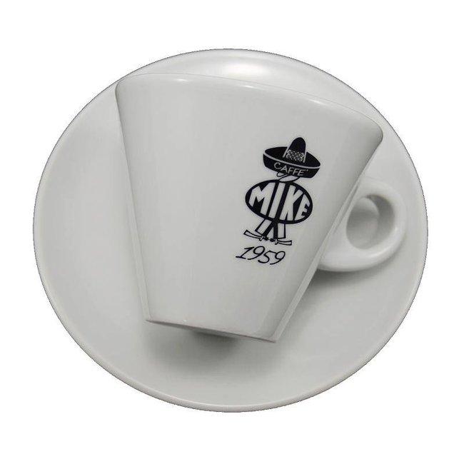 Caffè Mike B/W - Cappuccino Kop