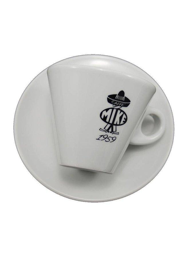 B/W - Cappuccino Kop