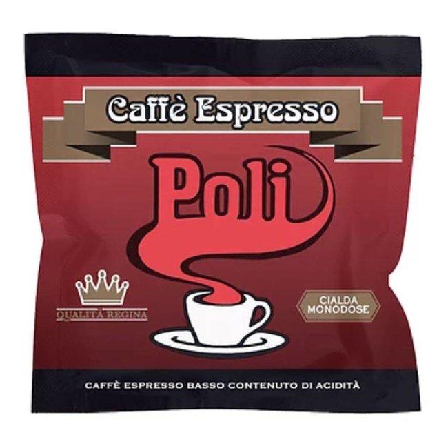 Caffè Poli Regina | Schitterende koffie | 150 stuks