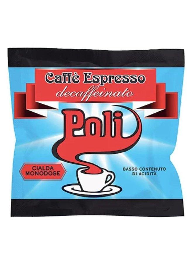 Caffè Espresso Decaffeinato