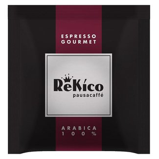 Rekico Caffè Arabica 100% ESE Servings, 50 pieces