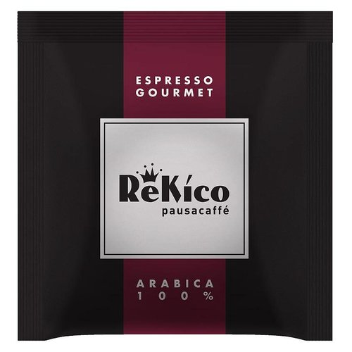 Rekico Arabica 100% ESE Servings, 50 pieces