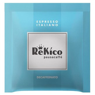 Rekico Caffè Decaffeinato ESE Servings, 50 pieces