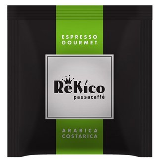 Rekico Caffè Costa Rica ESE Servings, 50 pieces