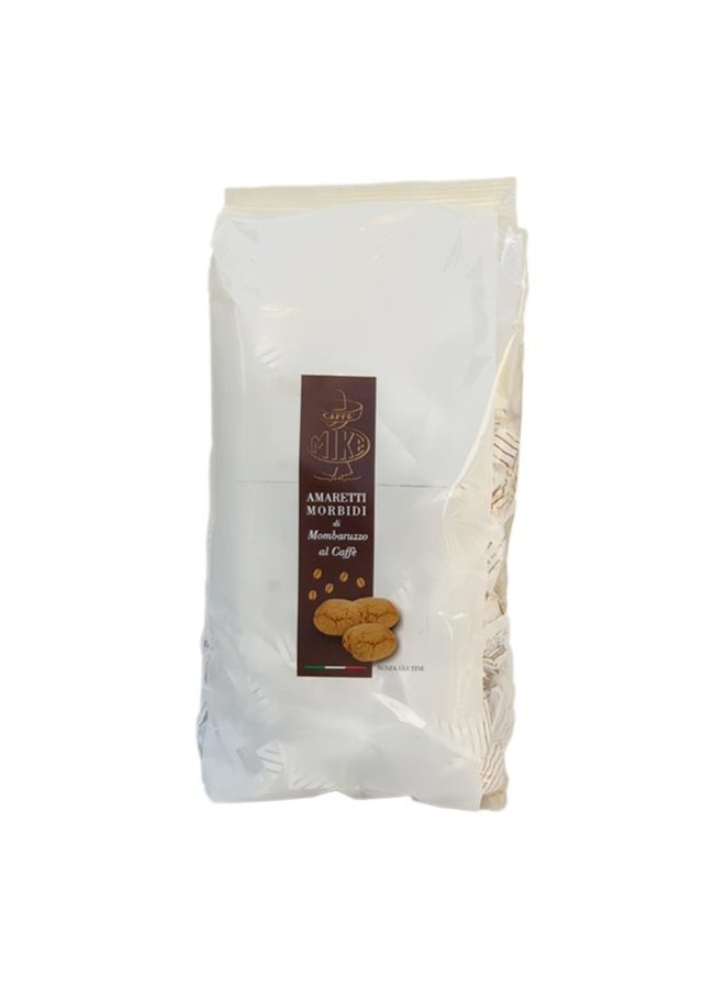 Amandelkoekjes met koffie (400gr)