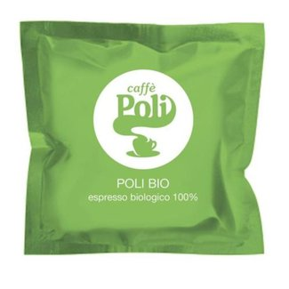 Caffè Poli Bio ESE Servings, 150 pieces