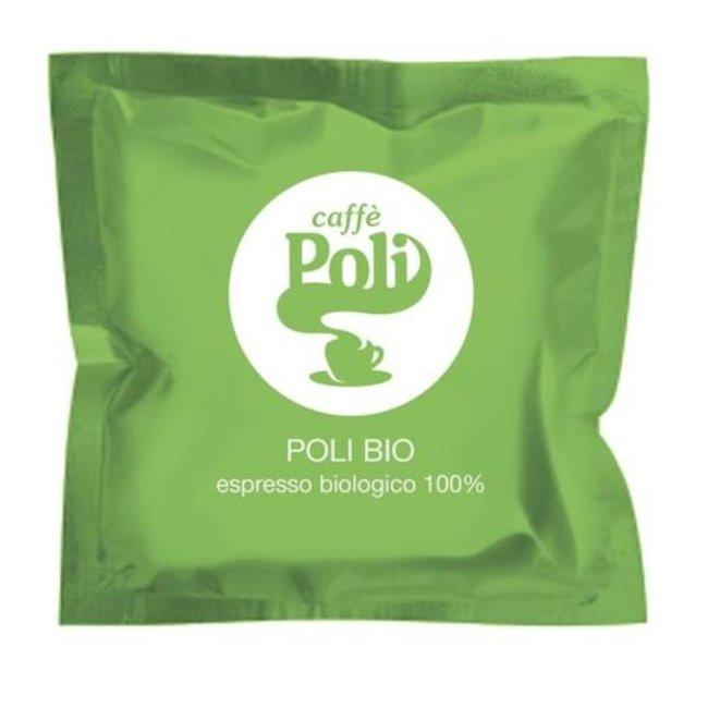 Caffè Poli Bio | Fairtrade, aantrekkelijk & stimulerend | 150 stuks