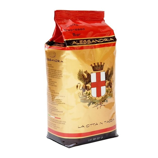Caffè Mike Alessandria | Intens, Zacht & Rond, 1kg